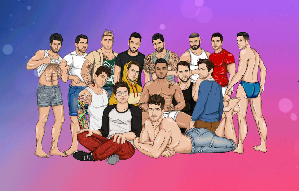 MEN Bang – Addictive FREE Gay Game